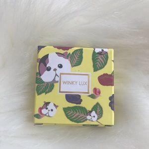 Winky Lux Kitten Powder Matte Eyeshadow Mini